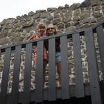 Trip to Trosky castle ruin in Cesky Raj.